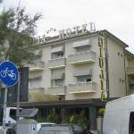 hotel Giulia vista dal  lungomare