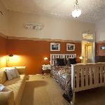 The Outback Room with king bed/twin beds