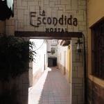 Photo de La Escondida Hostel