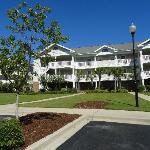 Ironwood condo unit at barefoot landing