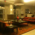 lobby of Doubletree