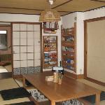 common room居間