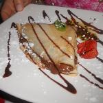 the nutella crepes is my favorite