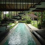 Modern, hip architecture