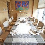 vip room/restaurant