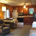 Inside cabin #4