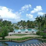 Huge and beautiful pools