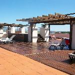 roof top sun terrace