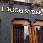 No1 High Street since 19th April 2012