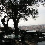 Esplana com Vista sobre Lisboa