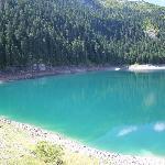 второе (малое) Черное озеро