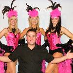 Martin & Angela and The Tropicana Showgirls
