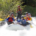 white water rafting!