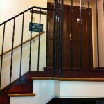 Institutional Stairway