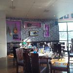 Indoor View of Hard Rock