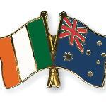 Irish & Australian Flag