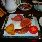 Debbies famous breakfast