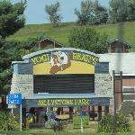 Yogi Bear, Sioux Falls