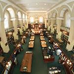 Hodgson Hall Reading Room