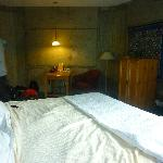 Lit et chambre