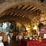 Una de las salas del Restaurante ( otoño hinvierno)