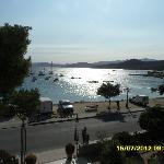 vista dal nostro terrazzo