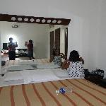 Foto de Lotus A Pondy Hotel
