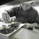 Le Chef Cédric Garin