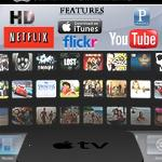Apple TV is available for rent, giving you access to Netflix, Youtube, Movies & more!