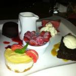 Medley of Desserts