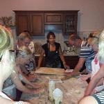 Matlagningskurs med Gioia Milani