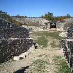 Amphitheatre south entrance