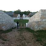 Amphitheatre - south entrance