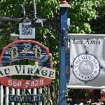Au Virage coté avenue