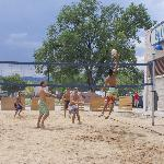 Our Summer Party Volleyball Tournement