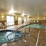 Indoor Pool & Hot Tub - Open until 10 PM