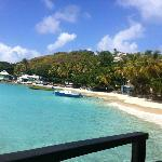 Basil's Bar - Mustique