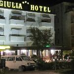 Giulia Hotel Vista di Notte