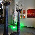 Tzamia - Krystalla Art Gallery Santorini