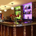 Bar with a drink for everyone