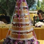 ecco la torta da favola