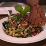 Fattouch Salad (small)