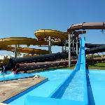 Aquarock Waterpark - Big Slides