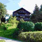 Landhotel im Schwarzwaldstil