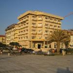 Capri Hotel vista