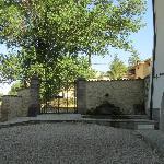 Outside Fonte Antica