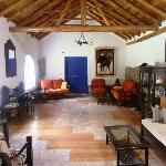 The Alma Pub - Living room