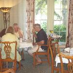 Breakfast at The Adele Turner Inn, newport