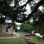 path along hillside
