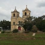 striking church entering Boerne